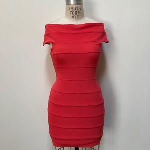 Top shop off should knit dress